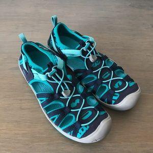 Kids Blue Keen Sandals